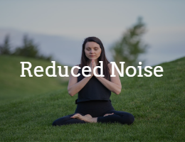 reduced noise by Yard Hero
