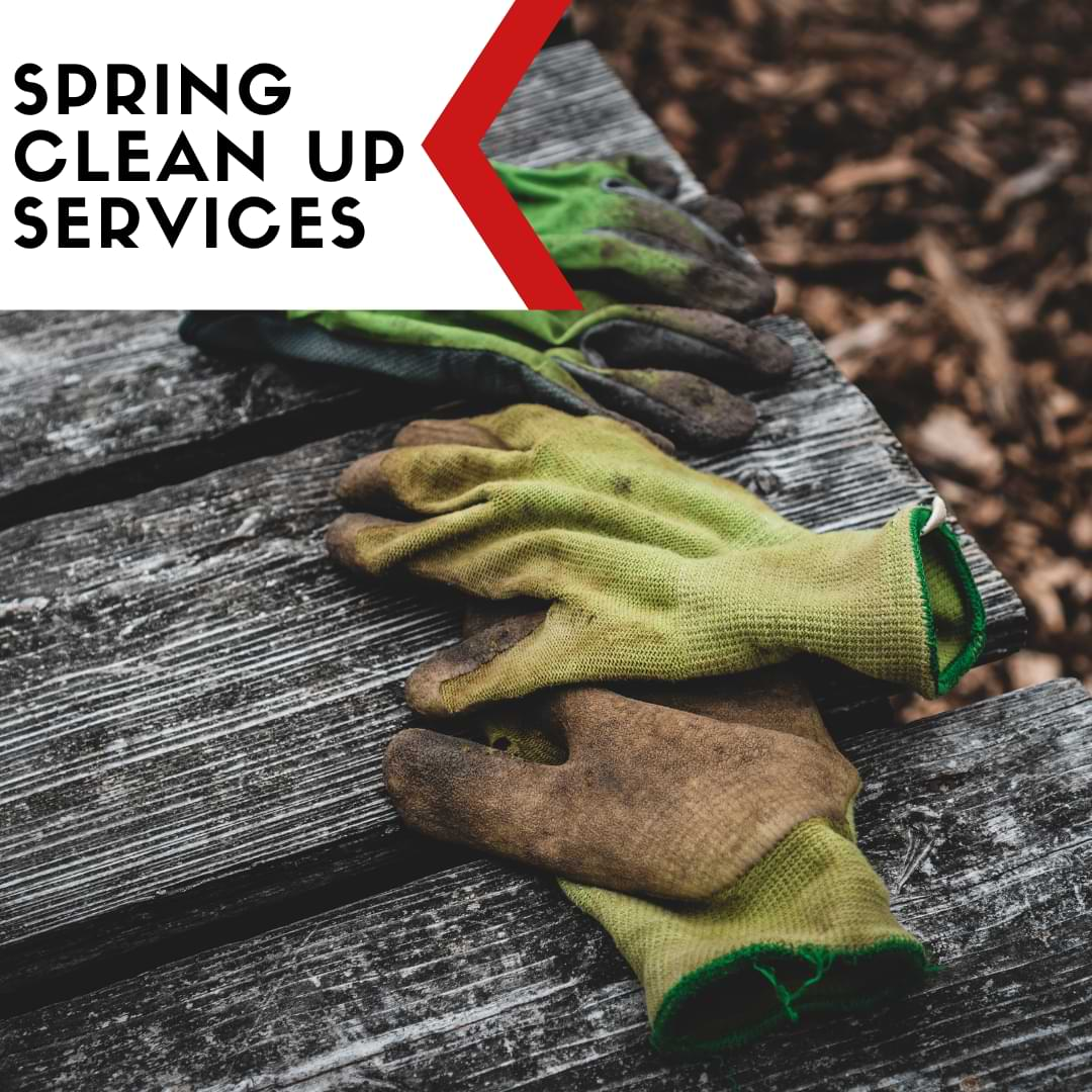 Yard Hero Spring Clean Up Services